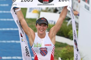 Four time Ironman champion Gina Crawford starts in her first duathlon in Christchurch tomorrow. Photo / APN
