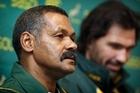Springboks coach Pieter de Villiers. Photo / Natalie Slade