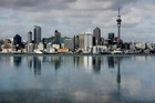 Auckland has changed from a capital city to a city of capital. Photo / Greg Bowker.