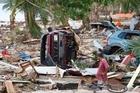 The September tsunami killed nearly 200 people. Photo / Brett Phibbs