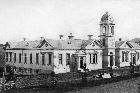 Auckland Grammar School in the 1880s. File photo / New Zealand Herald