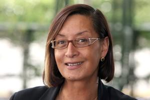 Georgina Beyer. Photo / Wairarapa Times-Age