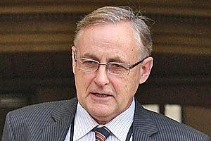 Reserve Bank Governor Alan Bollard Photo / Mark Mitchell