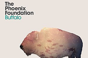Buffalo  by The Phoenix Foundation is a finalist in Best Album Cover. Image/ Supplied