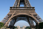 The seven top hotels in Paris have been virtually fully booked since the beginning of last month. Photo / Getty Images
