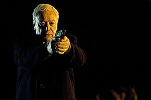 Michael Caine in  Harry Brown . Photo / Supplied