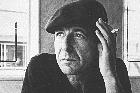 Leonard Cohen. Photo / Agence Sygma