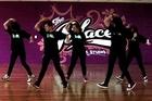 ReQuest Dance Crew performing in their Auckland studio. Photo / Herald Online