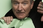 Robin Williams is coming to New Zealand. Photo / Supplied