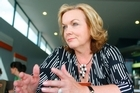 Minsiter of Police Judith Collins. Photo / NZ Herald