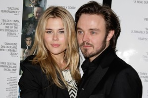 Rachael Taylor and Matthew Newton. Photo / Getty Images