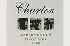 2008 Churton Marlborough Pinot Noir, $44. Photo / Greg Bowker