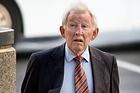 Guinness Peat Group chairman Sir Ron Brierley.  Photo / Greg Bowker