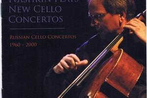 Alexander Ivashkin  Cello Concertos. . Photo / Supplied.
