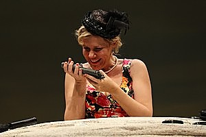 Robyn Malcolm in  Happy Days . Photo / Andrew Malmo