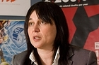 CTU president Helen Kelly. Photo / Mark Mitchell