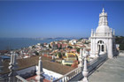 View from the Sao Vicente De Fora Church in Lisbon, Portugal. Photo / Tourism Portugal
