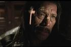 Starring Danny Trejo, Michelle Rodriguez, Jessica Alba, and Robert De Niro.