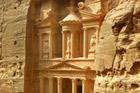 Scientists say wall paintings at Petra should make jaws drop. Photo / Alan Gibson