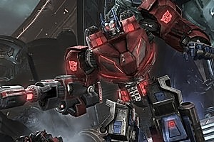 New look, same Optimus. 'War for Cybertron' retells the Transformers' story from scratch. Photo / Supplied