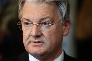 United Future Party leader, Peter Dunne. File photo / Sarah Ivey