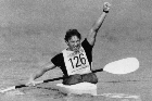 NZ Gold Medalist Ian Ferguson at the 1984 Olympics, was one of the four who made it to Moscow. Photo / NZ Herald