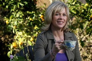 Annabel Langbein is back home in New Zealand for her new show The Free Range Cook. Photo / Natalie Slade