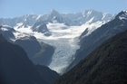 Fox Glacier Photo / Ronald Bertram.
