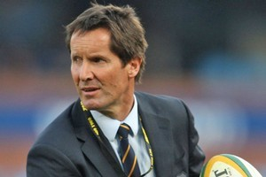 The pressure is on Australian coach Robbie Deans after Sunday's Tri-Nations loss to South Africa. Photo / Getty Images