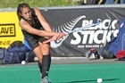 Jasmin McQuinn of the Black Sticks. Photo / Getty Images
