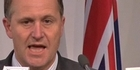 Watch: Key on South Canterbury Finance