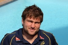 Wallabies number eight Ben McCalman. Photo / Getty Images