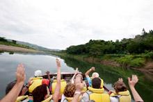 Sigatoka River Safaris, Fiji. Photo / Supplied