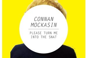Connan Mockasin  Please Turn Me Into The Snat . Image / Supplied