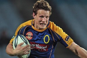 Glenn Dickson of Otago. Photo / Getty Images