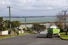 Garnet Road, Westmere, Auckland. Photo / NZ Herald