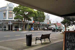 West Lynn shops, Grey Lynn.