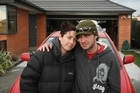 Lavina and Jeff Pockson believed they would bring up their family in the home that has been destroyed. Photo / Greg Bowker