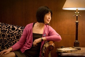 A family mystery spurred Alison Wong to write her debut novel. Photo / Michelle Hyslop