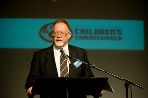 Children's Commissioner John Angus. Photo / Dean Purcell