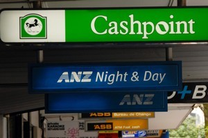 New Zealand's bank finances are sound and stable - but not immune to problems elsewhere in the world. Photo / Michael Craig