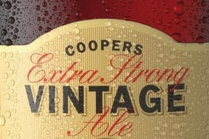 Cooper's Vintage Ale. Photo / Supplied