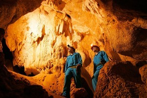 Capricorn Caves. Photo / Supplied