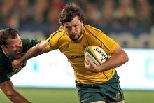 Wallabies centre Adam Ashley-Cooper. Photo / Getty Images