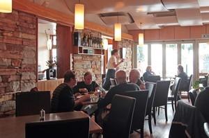 Annabelles Restaurant. Photo / Doug Sherring
