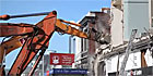 Watch: Demolition begins in central Christchurch