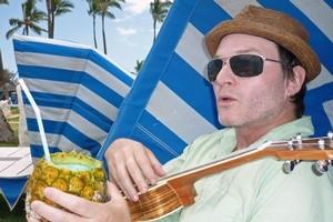 Do you like piña coladas? Greg Johnson does. Photo / Supplied