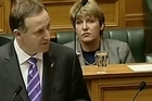 John Key told Parliament he will this afternoon return to Christchurch with ministers and the leader of the opposition, Phil Goff.