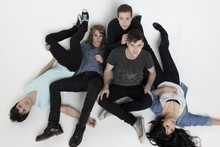 The Naked And Famous have won the APRA Silver Scroll. Photo / Suplied