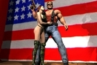 Duke Nukem Forever may finally release through developer Gearbox. Photo / Supplied